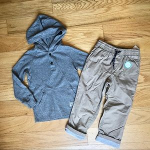 NWT Oshkosh/Carter's Outfit